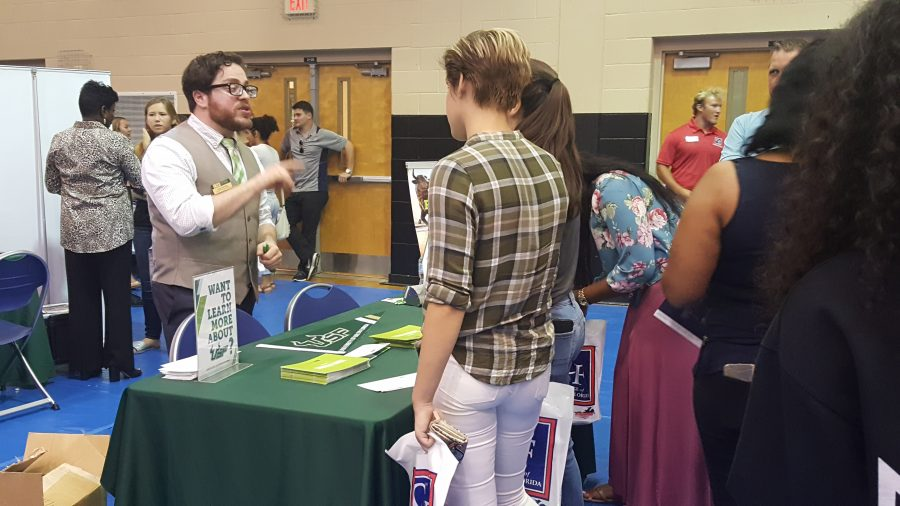 THE 2017 OCALA CAREERS AND COLLEGES EXPO