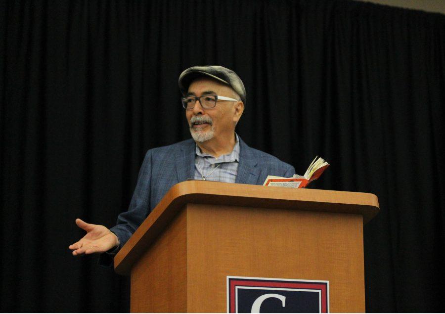 Debra+Vazquez+Memorial+Series+brings+another+poet+laureate+to+CF