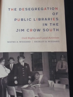 "CF Hosts ""The Desegregation of Libraries in the South"" Talk"