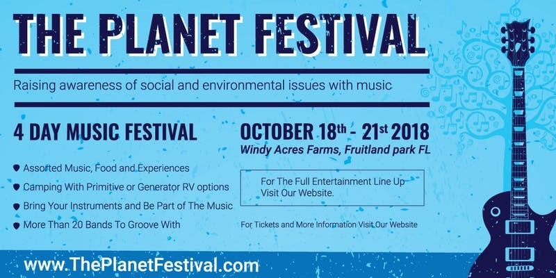 Music festival in Leesburg promotes social and environmental issues